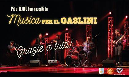"""Successo per lo spettacolo """"Musica per il Gaslini"""": raccolti oltre 18 mila euro"""