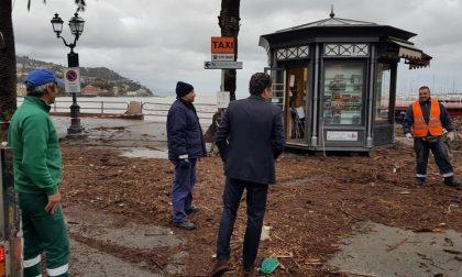 Maltempo, primi bilanci a Rapallo e a Santa Margherita Ligure