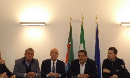 """Giovanni Toti a Lumarzo per fare il punto sulla """"tempesta perfetta"""""""