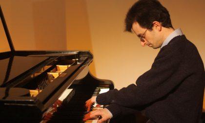 Chiavari, il maestro Andrea Bacchetti all'Auditorium