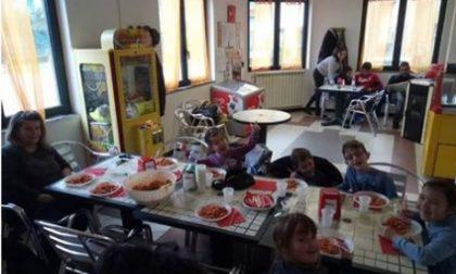 Maltempo, bambini accolti nei bungalow a Lumarzo