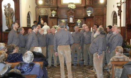 Santa Margherita, stasera il concerto del coro voci d'Alpe