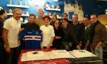 Il Sampdoria Club al ventennale del Vassilissa