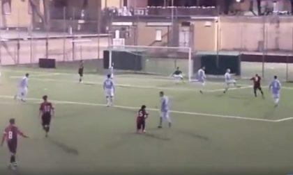Il gol pazzesco di Ricky Celano in gara al concorso della Lega nazionale dilettanti