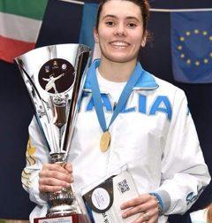 Scherma, un'altra vittoria per Andrea Vittoria Rizzi