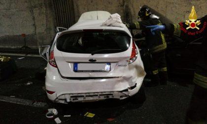 Gravissimo incidente stamane in autostrada a Genova, molti feriti ed un decesso