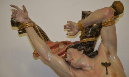 """La statua di San Sebastiano vola al """"The Met"""" di New York"""
