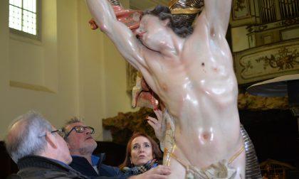 "Rapallo, San Sebastiano rientra dal ""Met"""