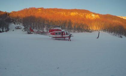 Cade sciatore sulle piste a Santo Stefano, in condizioni critiche
