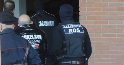 'Ndrangheta, maxi blitz dei carabinieri: 169 arresti