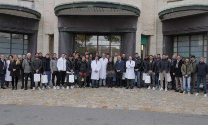 La Virtus Entella dona all'Istituto Giannina Gaslini 38.600 euro