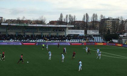 Entella - Foggia 1-2