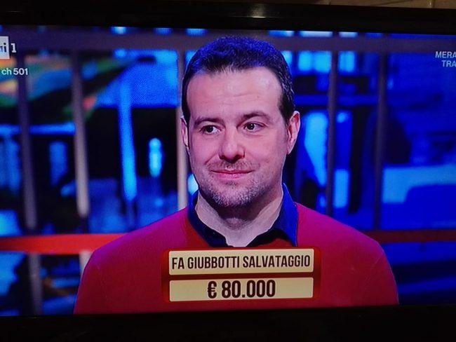 Graziano Delucchi a «I Soliti Ignoti»