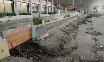 Borgo Renà, i danni della mareggiata in consiglio regionale