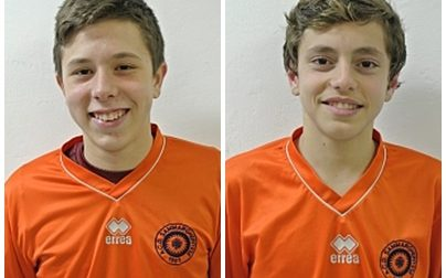 Calcio giovanile: due talenti della Sammargheritese convocati nella rappresentativa regionale