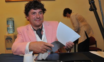 Andrea Bernardin fa un passo indietro