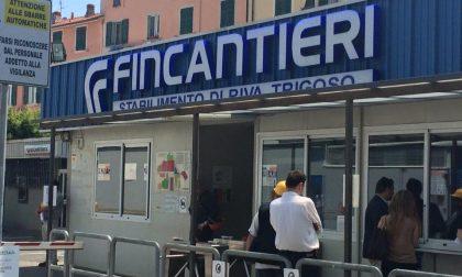 """Fincantieri, Toti: """"Bono mi ha parlato di rafforzamento dell'azienda in Liguria"""""""