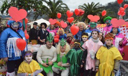 A Carasco il Carnevale è solidale