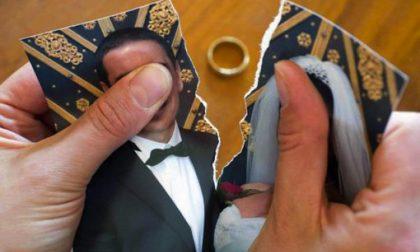 Matrimoni, 143 cause di richiesta nullità in Liguria nel 2017