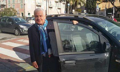 Roberto Bagnasco ha ripreso la campagna elettorale