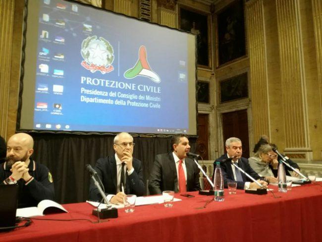 Borrelli: Liguria all'avanguardia nella Protezione civile