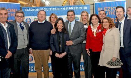 Elezioni, Toti a Sestri Levante per il centrodestra