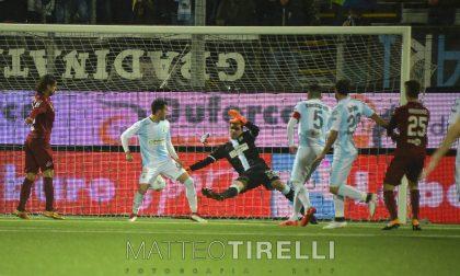 L'Entella perde il derby contro lo Spezia