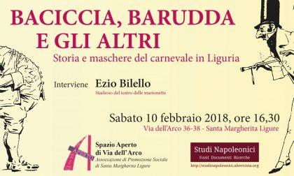 A Santa Margherita la storia del Carnevale in Liguria