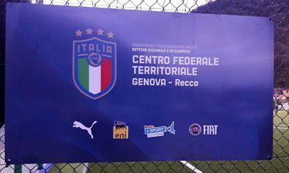 Il campo sportivo San Rocco è Centro federale territoriale della Figc