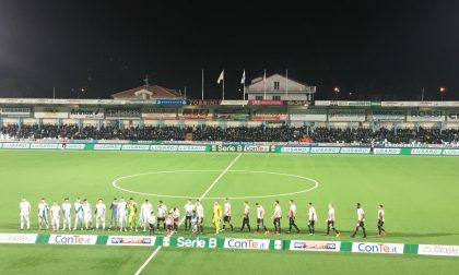 Il Palermo batte l'Entella 2 a 1