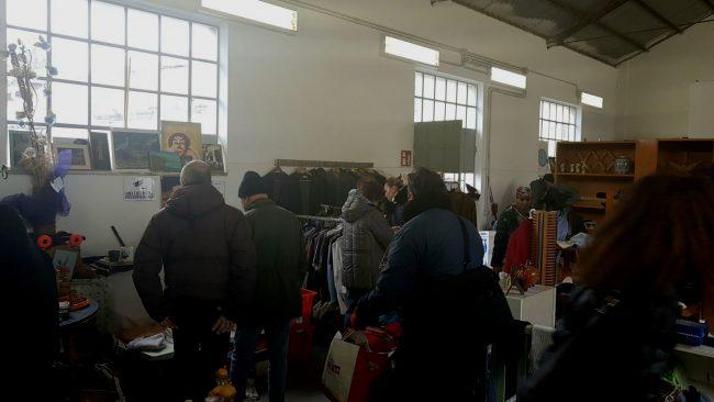 Mercato del riuso: record a Sestri Levante