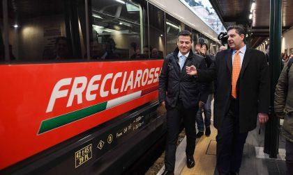 Dal 14 giugno un Frecciarossa collegherà Roma, Milano, Genova e il Tigullio