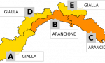 Allerta meteo prolungata: i dettagli zona per zona