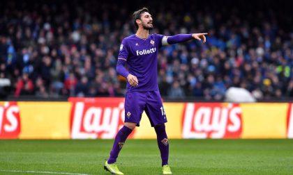Muore il capitano della Fiorentina, le condoglianze anche dell'Entella