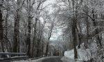 Arriva la neve: è allerta gialla nell'entroterra