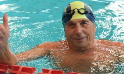 Deiana, il 75enne più veloce d'Europa