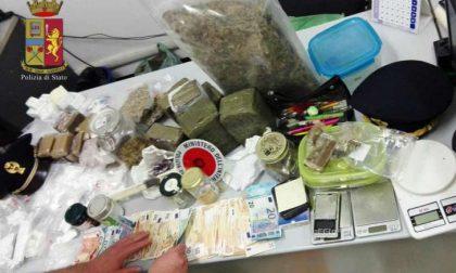 Cocaina e marijuana al posto delle VHS, maxisequestro a Genova
