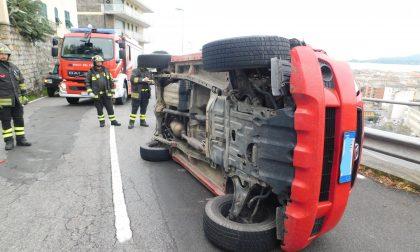 Incidente ieri a Rialto, le foto