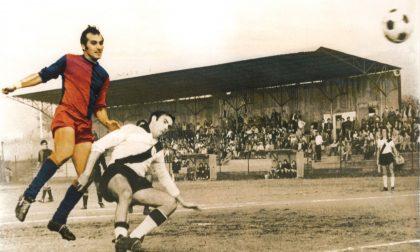 Lutto nel calcio locale, è morto l'ex corsaro Franco Lercari