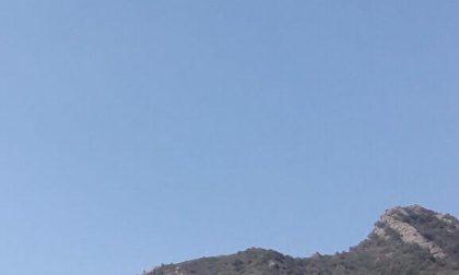 Soccorso sul monte di Portofino
