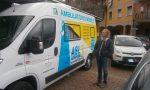 Boom per l'emoteca mobile delcentro prelievi