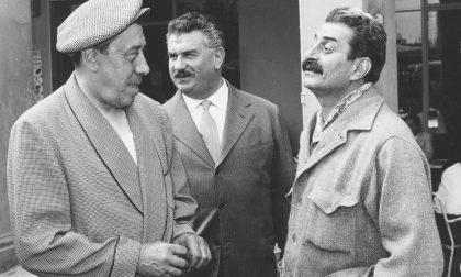 Don Camillo e Peppone a Villa Queirolo