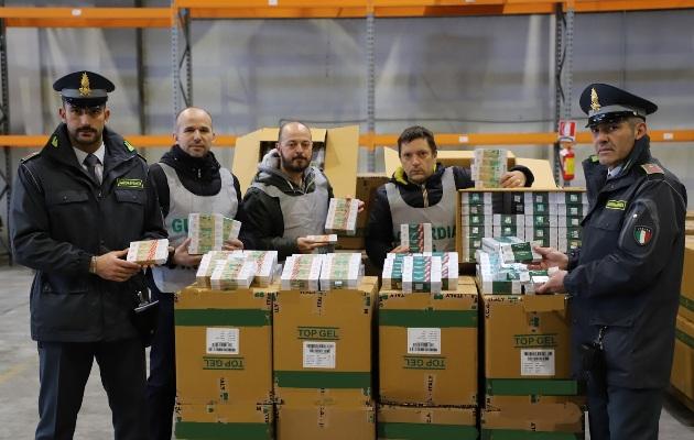 Genova - Sequestrato in Porto un carico di farmaci pericolosi