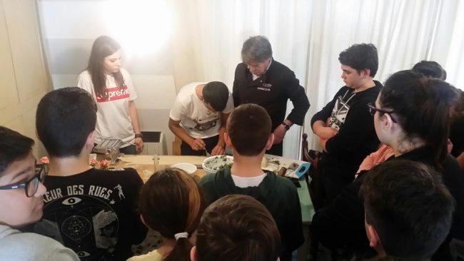 Da Cremona a Cogorno, la gita dell&#8217&#x3B;Istituto Einaudi