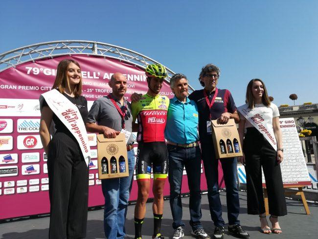 Giuli Ciccone trionfa allo sprint nel Giro dell'Appennino