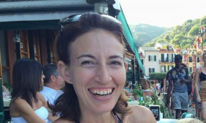 Camogli in lutto per Claudia