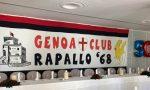Il Genoa Club Rapallo festeggia 50 anni
