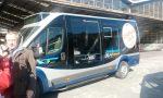 Rapallo, due mini-bus gratuiti come antidoto alla viabilità congestionata