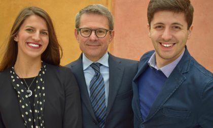 Il bancario Vittorio Mantero è il primo «compagno di viaggio» del movimento Reccostruiamo