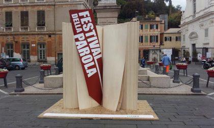 Trenitalia, promozioni per il Festival della Parola di Chiavari